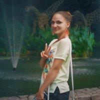 В Зоопарке :: Александр Гришин