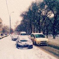 Снегопад :: Александр