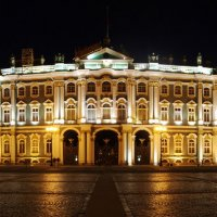 Зимний дворец. Август 2011 :: Alexey Malishev