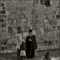 Без границBW «Израиль, всё о религии...» :: Shmual Hava Retro