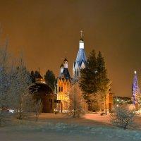 Храм Рождества Пресвятой Богородицы :: Просто Наташка;-)