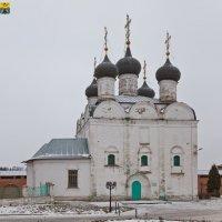 Зарайск. Никольский собор в кремле :: Алексей Шаповалов Стерх