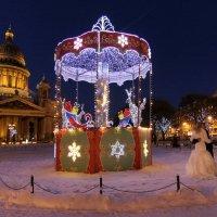 Новогодняя кутерьма :: Вера Моисеева