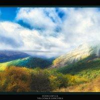 Крым,перевал Ман :: Солнечная Лисичка =Дашка Скугарева