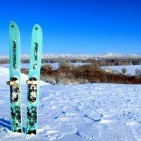 Прогулка на лыжах на дальний кардон :: Константин Филякин