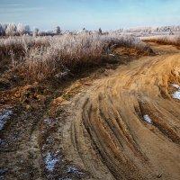 ...отдохни немного, Я - русская дорога... :: Roman Lunin