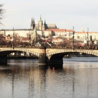 Прага :: Larisa Ulanova