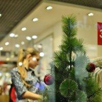 Новогодний шопинг :: Елена Нор
