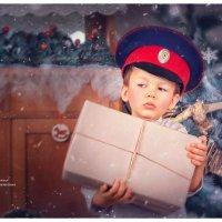 Казак молодой :: Евгения Малютина
