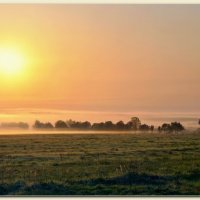 Утро туманное. :: Vadim WadimS67