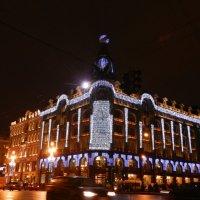 Новогодний Петербург :: Valentina Altunina