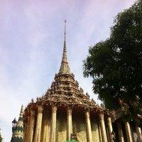 Храм Изумрудного Будды :: Дмитрий Загорский