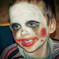 Страшный клоун :: Олег Маленький