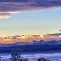 Горы Северного Кавказа :: Николай Николенко