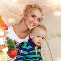 Леночка и Федя :: Ирина