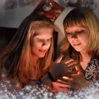 Мама с дочкой :: Ирина Малинина
