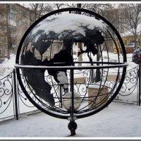 Глобус полой Земли (Ижевск) :: muh5257
