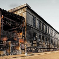 после пожара :: алекс дичанский