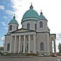 Свято-Троицкий собор г. Моршанска является уникальным памятником архитектуры. :: Андрей Синицын