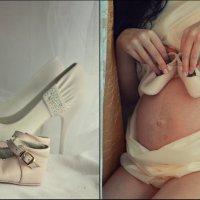 в ожидании маленькой принцесски :: Екатерина Ткач