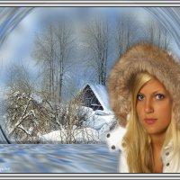 Зима :: Lyubov Zomova
