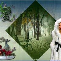пришла зима... :: Lyubov Zomova
