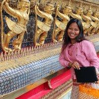Таиланд. Бангкок. У храма :: Владимир Шибинский