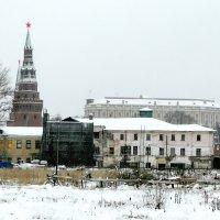 Вид на Кремль с Болотной. :: Евгений Поляков