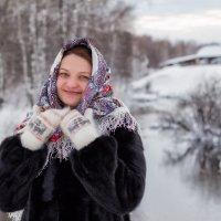 Сибирская красавица. :: Галина Шепелева