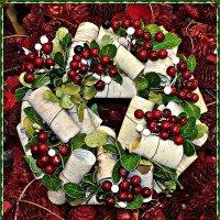 Венок Новогодних желаний.:) :: Валерия Комова
