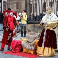 Король и шут :: Лариса Корженевская