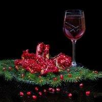 Гранат и вино :: Ирина Приходько