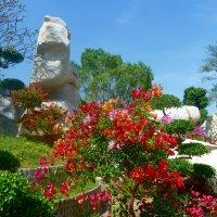 Сад вулканических камней. :: Чария Зоя