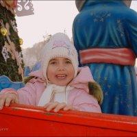 И уносят меня, и уносят меня В звенящую снежную даль ... :: Anna Gornostayeva