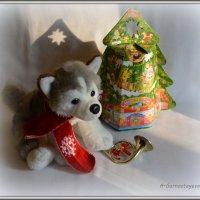 Скоро Новый год, самый любимый и долгожданный праздник. :: Anna Gornostayeva