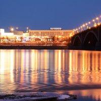 Город ждёт праздник :: Дмитрий Брошко