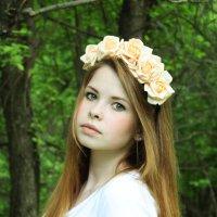 солнечная Нежность :: Полина Юрина