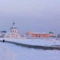 Зимнее утро :: Ната Волга