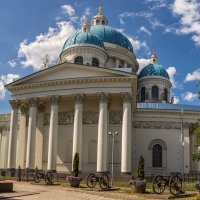 Собор Свято-Троицкий (Измайловский) :: Александр Кислицын
