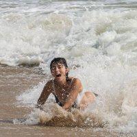 Вот это волна! :: Илья Шипилов