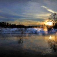Закат уходящего декабря...3 :: Андрей Войцехов