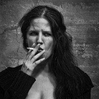 Курильщица :: Nn semonov_nn