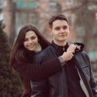 Валя+Саша :: Анастасия Фисенко