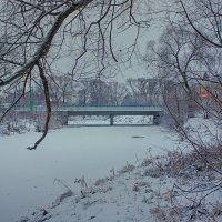 Замерзшая речка.... :: марк
