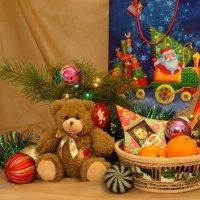 Подарки от Деда Мороза... :: Тамара (st.tamara)