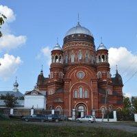 Свято-Троицкий собор в г. Уржум Кировской области :: Дмитрий Стрельников