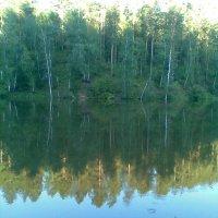 Замечательный пруд в деревне 2 :: Владимир Ростовский