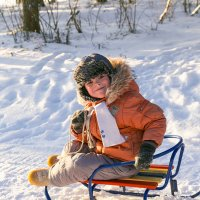 Зима на дворе :: Александр Силинский