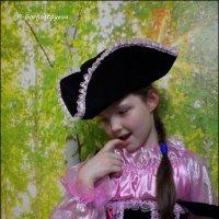 Пиратка. :: Anna Gornostayeva