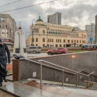 Чёрный плащ :: Михаил Михальчук